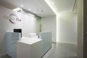 Clinica Due por Betty Birger